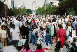 錦糸町イベント広場フリーマーケット(7月)