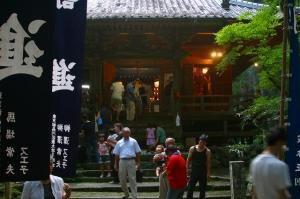 谷水薬師大祭(秋季大祭)