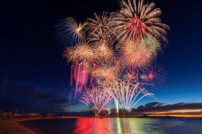 【2020年中止】海洋博公園サマーフェスティバル2020 第42回海洋博公園花火大会