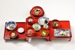 江戸時代 おてなし料理再現食事会