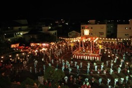 成田山みたま祭り盆踊り大会