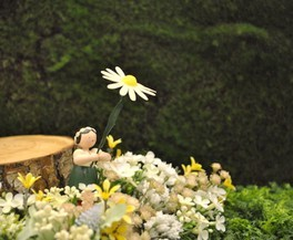 2019年春展「森からの贈りもの  エルツ地方の伝統工芸の世界」(前期)