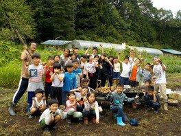 自然と共に暮らす!ミニ山村留学キャンプ(夏休み・4泊5日)