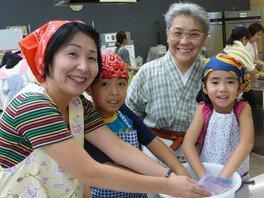 夏休み親子体験教室~浅利妙峰先生と作る味噌作り~