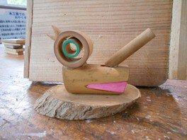 国営昭和記念公園 こどもの森クラフト教室特別編「小鳥の笛」<中止となりました>