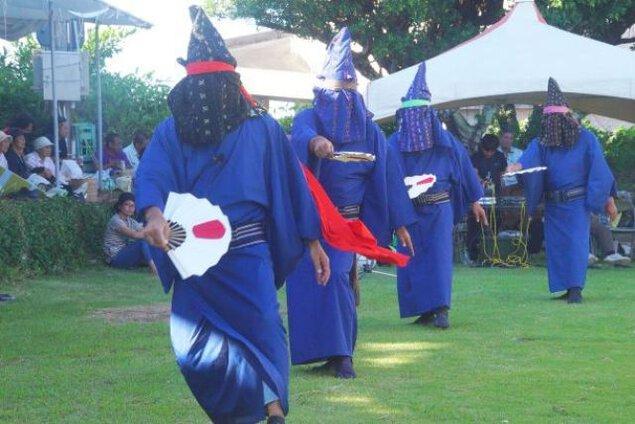 豊年祭り・十五夜踊り