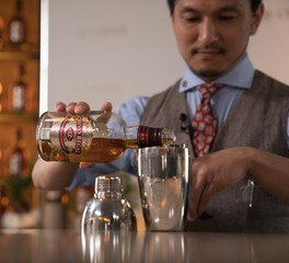 THE CHIVAS MASTERS COCKTAIL NIGHT