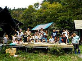 農業や自然工作を楽しむ!森と畑の楽校キャンプ(夏休み・2泊3日)