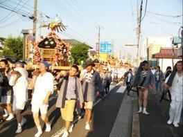 瀧尾神社八坂祭