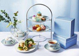 Welcome to Wedgwood アフタヌーンティー ~Welcome to tea on the high seas~
