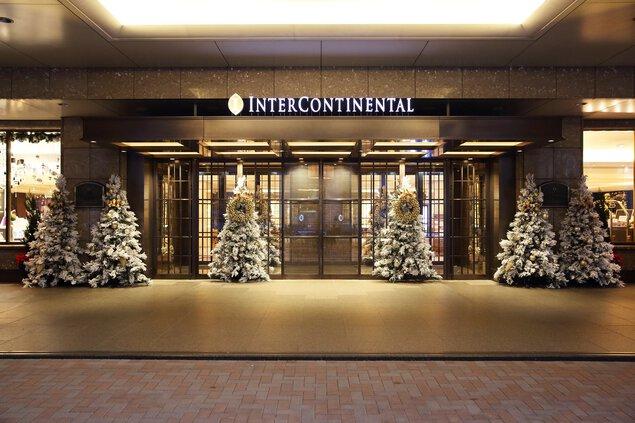 ホテル インターコンチネンタル 東京ベイ クリスマスイルミネーション