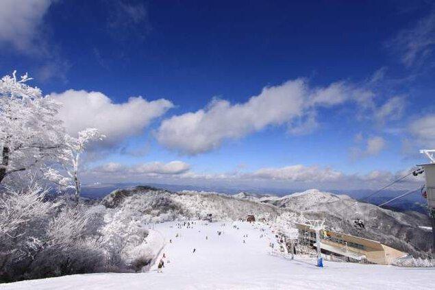 五ヶ瀬ハイランドスキー場2019SEASON オープン