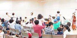 親子のプレミアム・サロンコンサート「弦楽コンサート&バイオリン体験」ミニ楽器プレゼント(三鷹市)