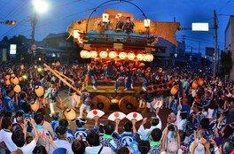 佐原の大祭 夏祭り<中止となりました>