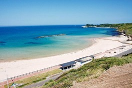 【海水浴】清石浜海水浴場