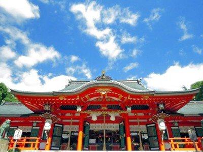 生田神社 千燈祭