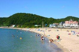 【海水浴】加太海水浴場