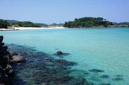 【海水浴】大浜海水浴場