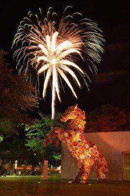 平成30年度十和田市夏まつり第61回花火大会