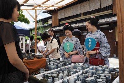 京都・五条坂陶器まつり<中止となりました>