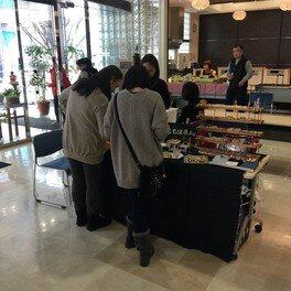 五条七本松手作り市 in ディリパ京都(7月)