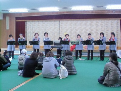 ほほえみオカリナ・ミニコンサート(9月)