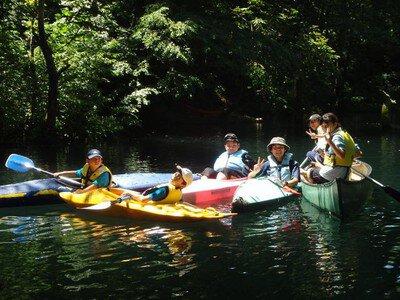 ヤックス自然学校「第43回サマーキャンプ:1week探検村キャンプin信州小谷村」