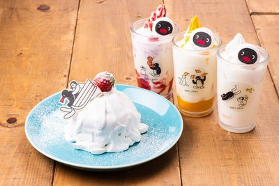 atari CAFE&DINING×ピングー コラボカフェ