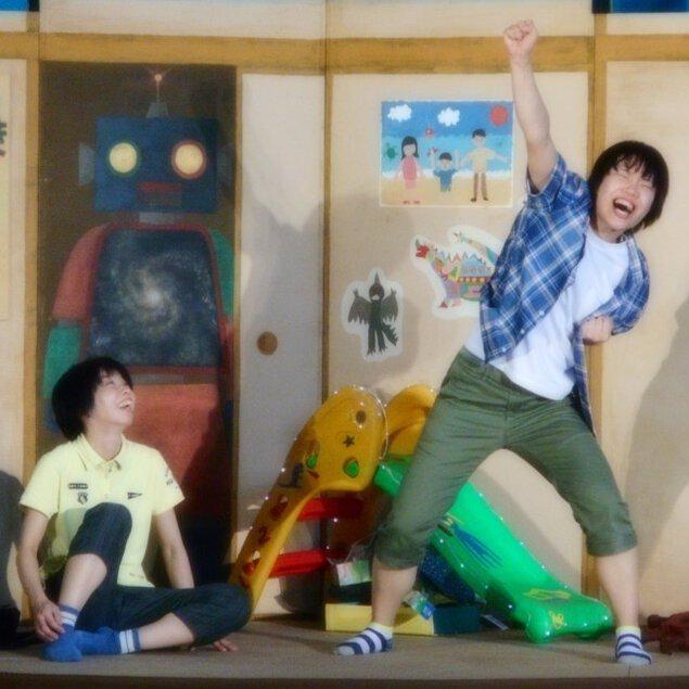 劇団風の子九州 こどもの日ファミリー劇場「このゆびと~まれ!」