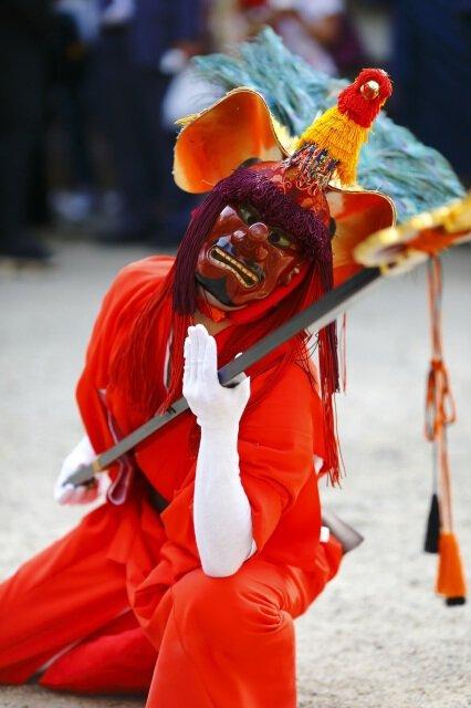 彌美神社例祭