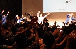 歌声コンサート in テアトルフォンテ(5月)
