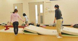 総合運動公園 1歳からの親子体操教室(6月)