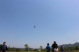 第19回日本の凧の会 関西地区凧あげ大会