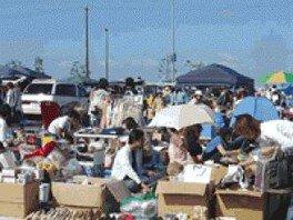 堺浜シーサイドステージ・スワップミート(8月)
