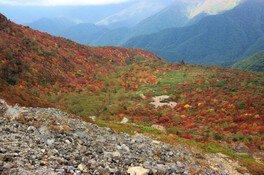 那須連山(茶臼岳)の紅葉