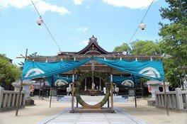 白鳥神社 夏越祭