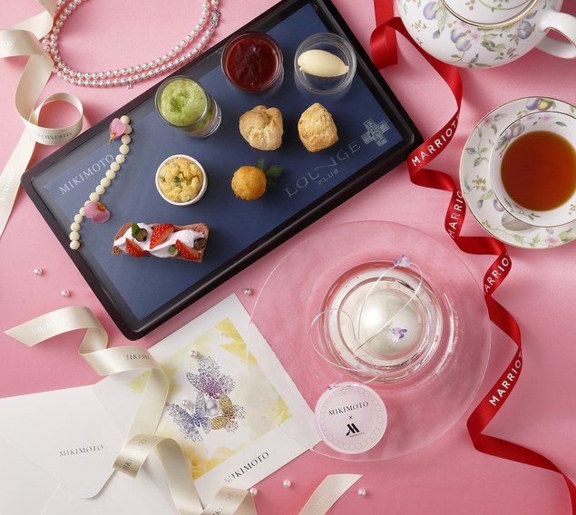 【開催中止】Mikimoto Afternoon Tea