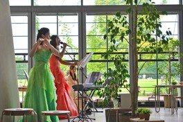 国営昭和記念公園 音楽のまちたちかわ 音の芽コンサート(7月)