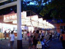 高千穂神社六月灯