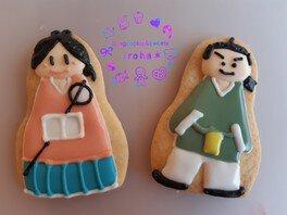 市民イベント・アイシングクッキーを作ってみよう!(7月)