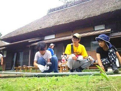 ヤックス自然学校「第44回サマーキャンプ ホームステイ(3泊4日)」
