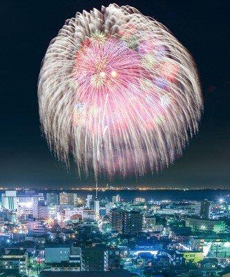 第72回木更津港まつり花火大会
