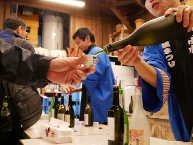小川町3蔵酒蔵めぐり<中止となりました>