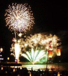 【2020年中止】鹿島神社奉納花火祭