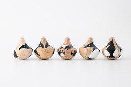 朝倉復興支援プロジェクト「どうぶつおきあがりこぼしを作ろう」