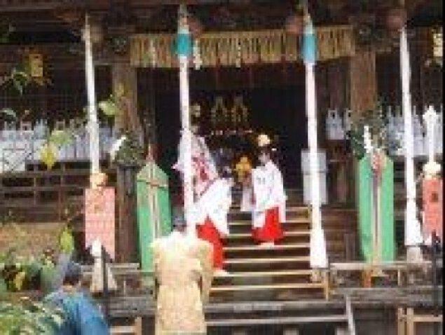 矢川神社 例祭<中止となりました>