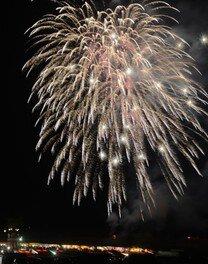 【2020年中止】四国中央市土居夏まつり 花火大会