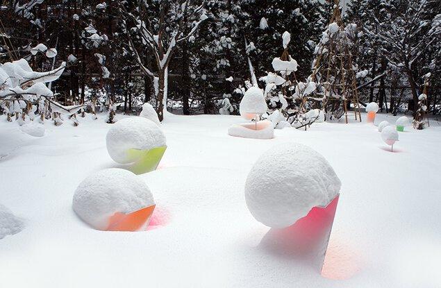 Snow Pallet 11 (Snow Pallet Project / Toshihiko Shibuya) ―澁谷俊彦インスタレーション展