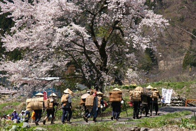 第41回塩の道祭り(小谷村)<中止となりました>