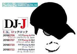 DJ-J クラブSwing-By18.0 デヴィッド・ボウイ 再び